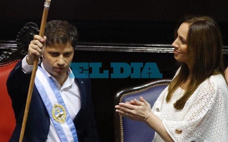 Tras el pase de atributos, María Eugenia Vidal le mandó un mensaje a Axel Kicillof