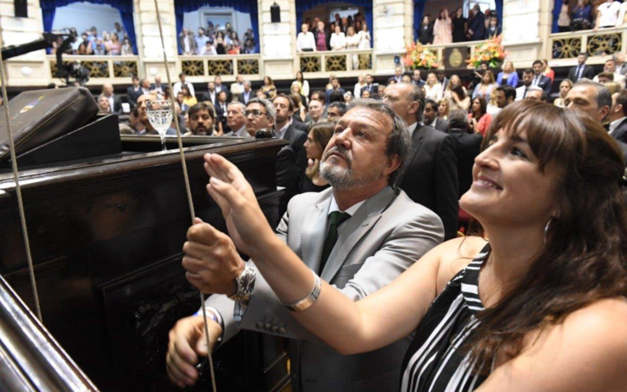 """Para la oposición, """"pareció el discurso de un futuro ministro de Economía"""""""