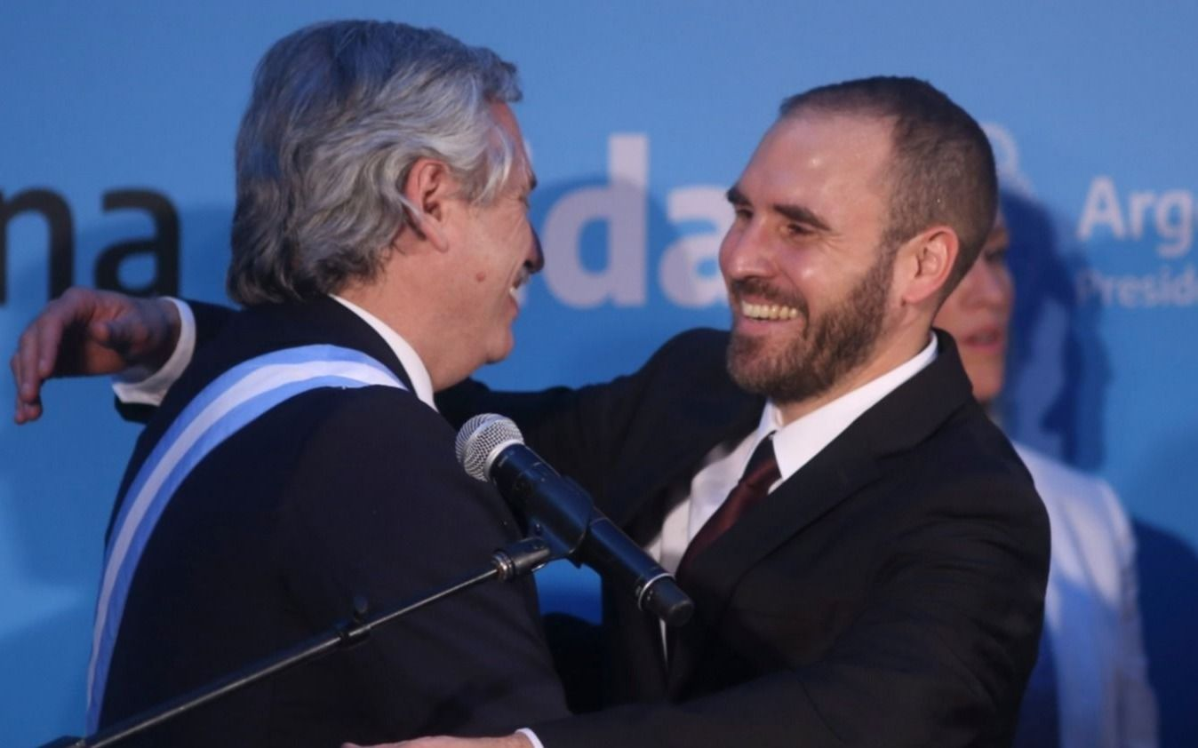 Guzmán ya se reunió con la titular del FMI