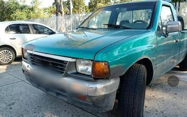 Increíble robo de un vehículo policial en Villa Elisa