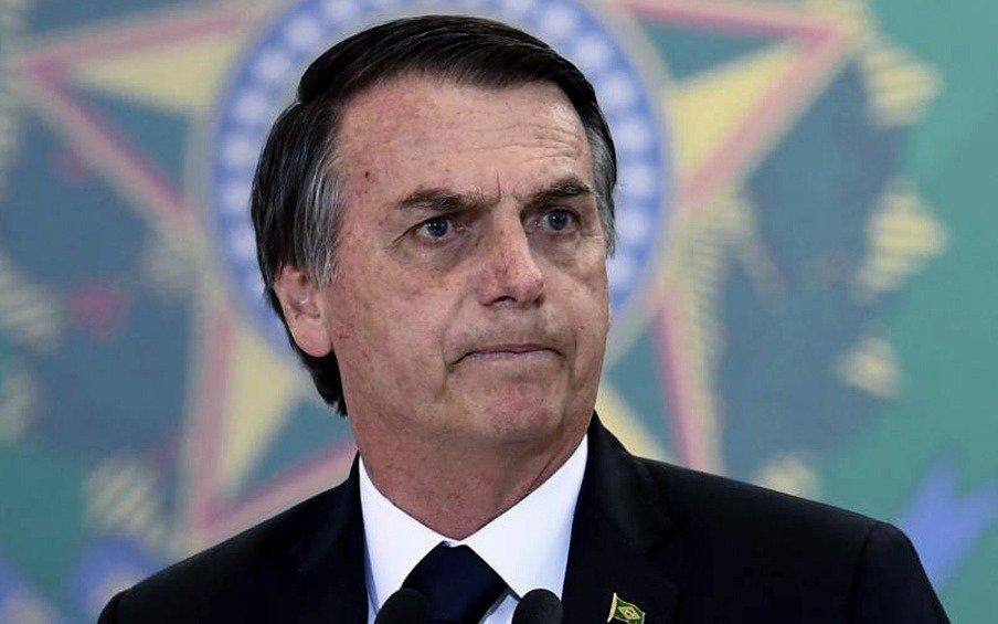 Bolsonaro se realiza estudios ante la posibilidad de que tenga cáncer de piel