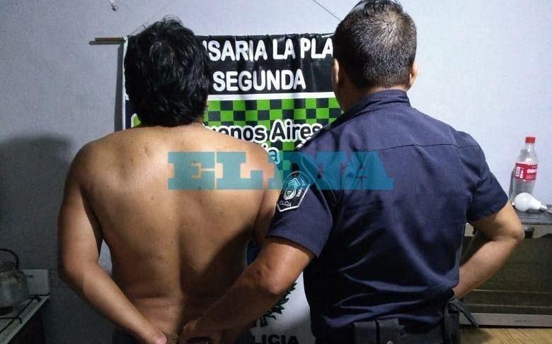 Violencia de género en 8, 41 y 42: amenazó a una mujer y terminó detenido