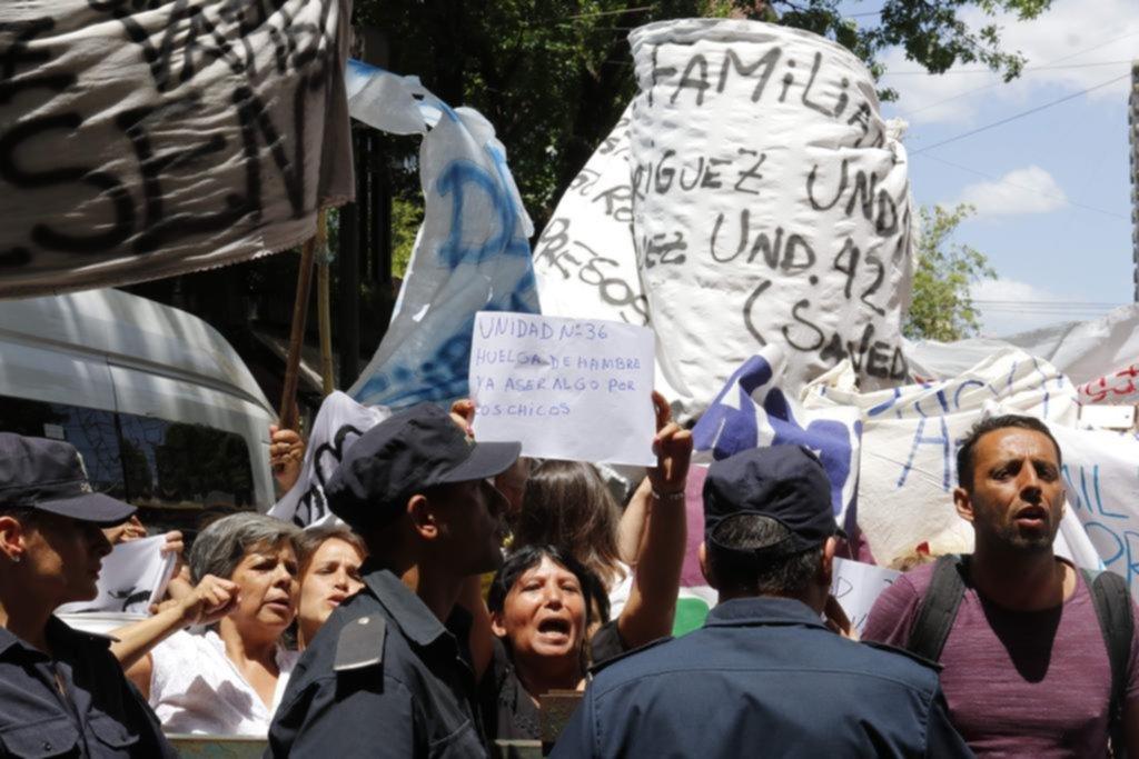Con presos en huelga de hambre, la Corte pidió medidas contra la superpoblación en las cárceles