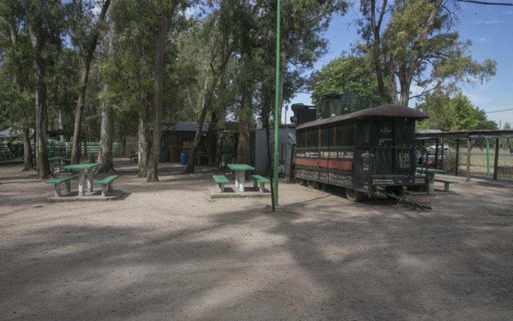 Creen que una banda del Conurbano, con un auto de Quilmes, fijó zona en La Ribera
