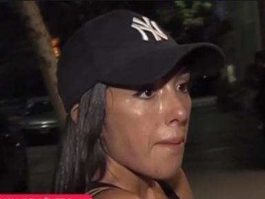 """""""No estoy embarazada"""": el mal momento de Sofía Bonelli, la novia de Caniggia"""