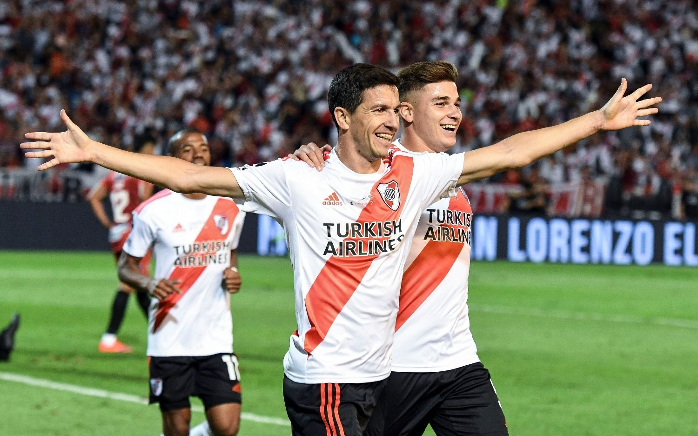 River goleó a Central Córdoba y es el campéon de la Copa Argentina en Mendoza