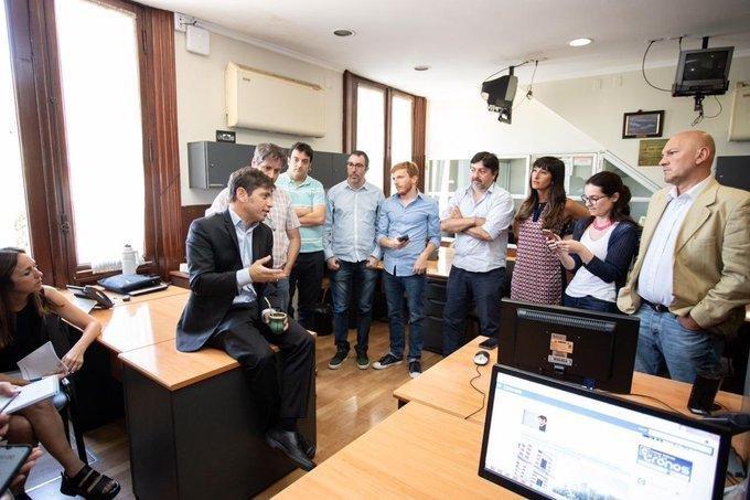 """Kicillof anticipó que iniciará """"cuanto antes"""" la negociación con los acreedores"""