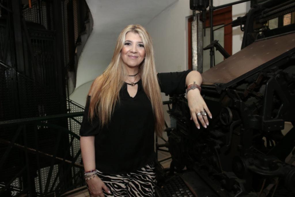 """Paula Almerares: """"No entiendo por qué el Argentino siempre tiene directores porteños"""""""