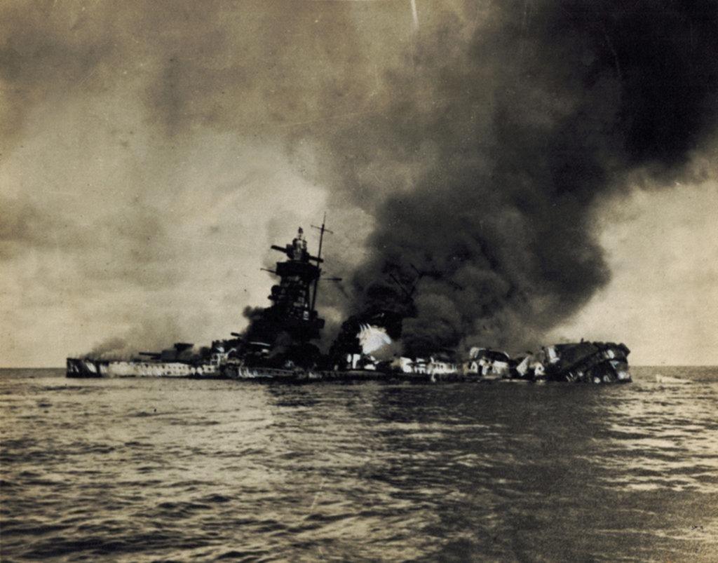 La caída del Graf Spee: el día que la Segunda Guerra llegó a nuestras costas