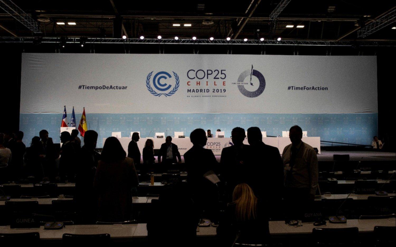 """Finalizó la cumbre del clima de Madrid con un acuerdo para ser """"más ambiciosos"""" desde 2020"""