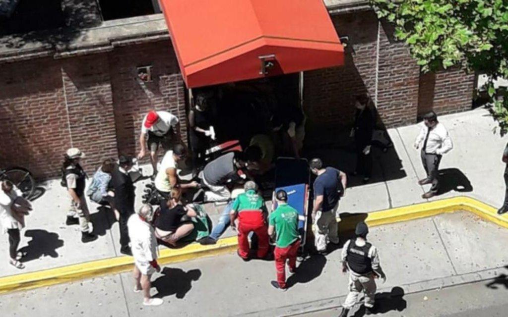 Aprehendieron a cuatro sospechosos por el crimen del turista inglés en Puerto Madero