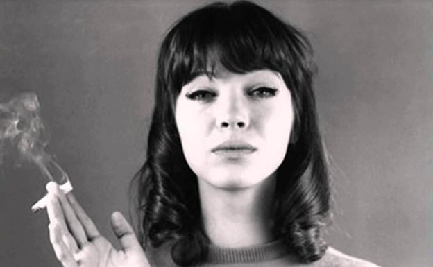 Adiós a Anna Karina: ícono de la Nouvelle Vague, musa de Godard e imagen de los años 60
