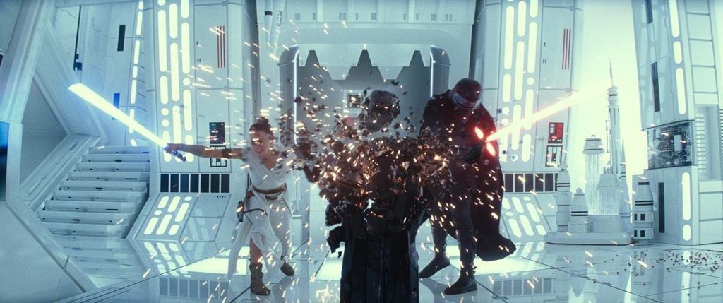 """¿Hay fatiga de """"Star Wars""""?: el final de la saga Skywalker llega en el momento de menor popularidad"""