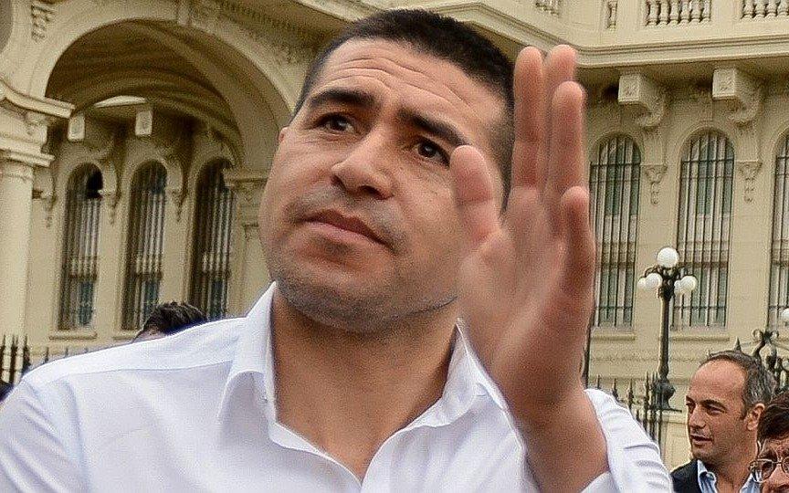 La reunión de Riquelme con el candidato número uno para reemplazar a Alfaro