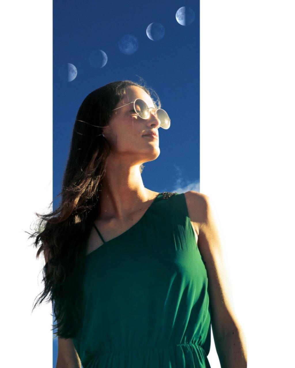 Fases lunares: cómo influyen en el crecimiento del cabello