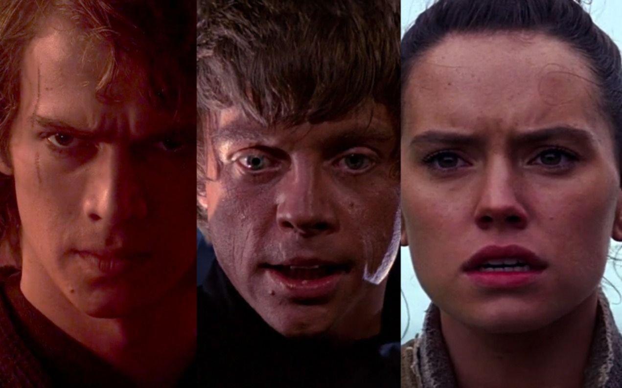 Star Wars y los Espejos