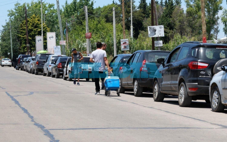 Se renuevan las quejas por las enormes filas para hacer la VTV en La Plata