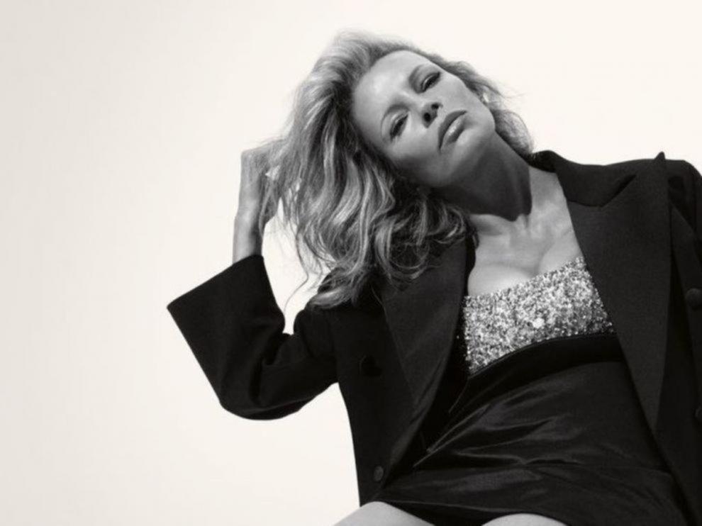 Diosa eterna: a los 67 años, Kim Basinger vuelve a las pasarelas