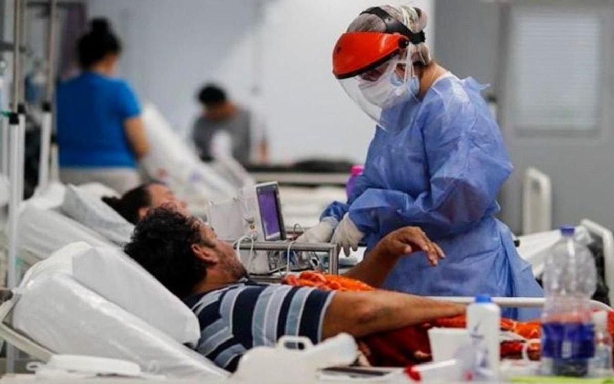 Coronavirus en Argentina: 7.629 casos y 149 nuevas muertes
