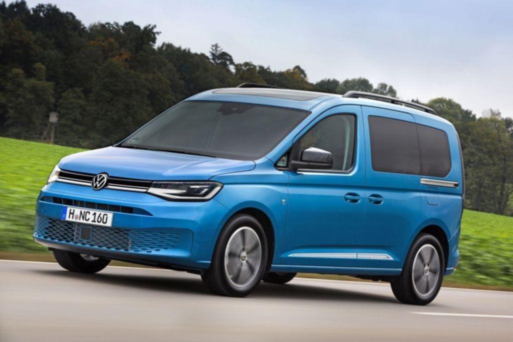 La nueva generación del VW Caddy