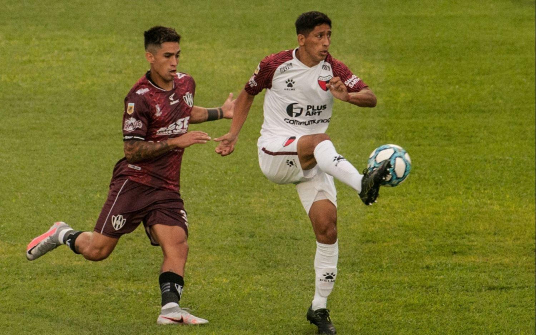 Colón ganó en Santiago del Estero y se adjudicó la zona 2 de la Copa Diego Maradona