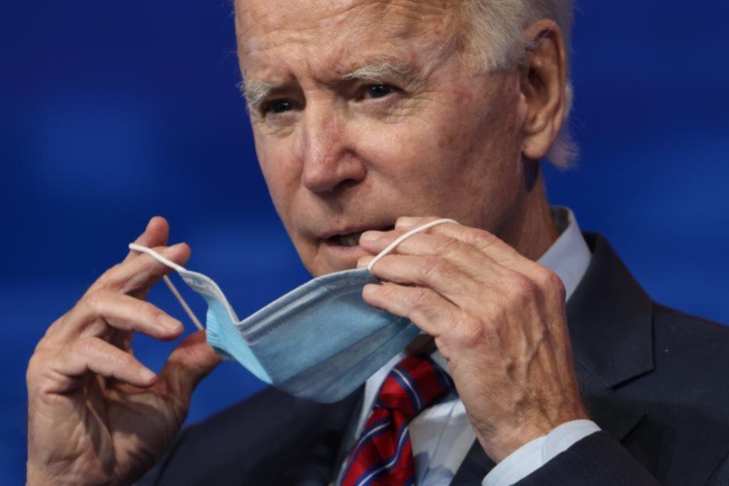 """Biden pidió ayuda porque el drama del empleo es """"terrible"""""""