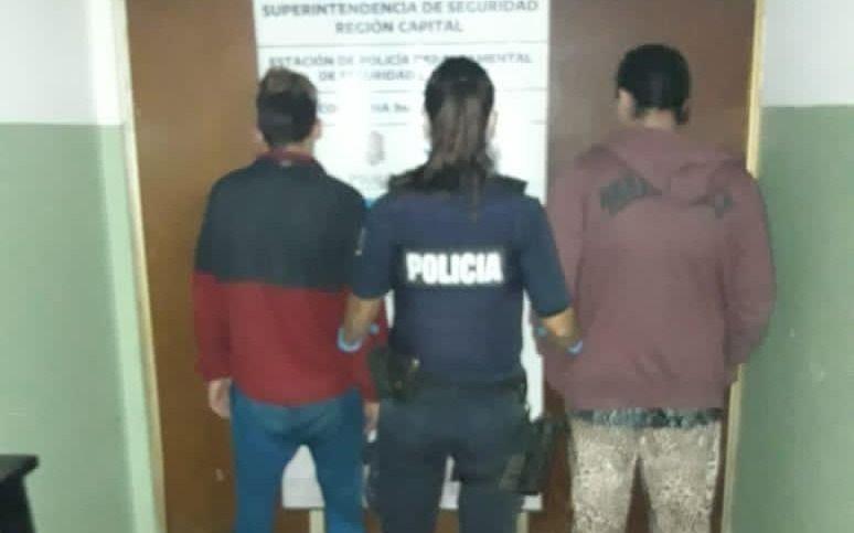 Narcomenudeo en la Zona Roja: cayó una trans, su custodio y un comprador