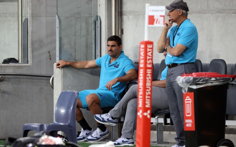 """Ledesma, coach de Los Pumas, admitió que el rugby está haciendo una """"tremenda autocrítica"""""""