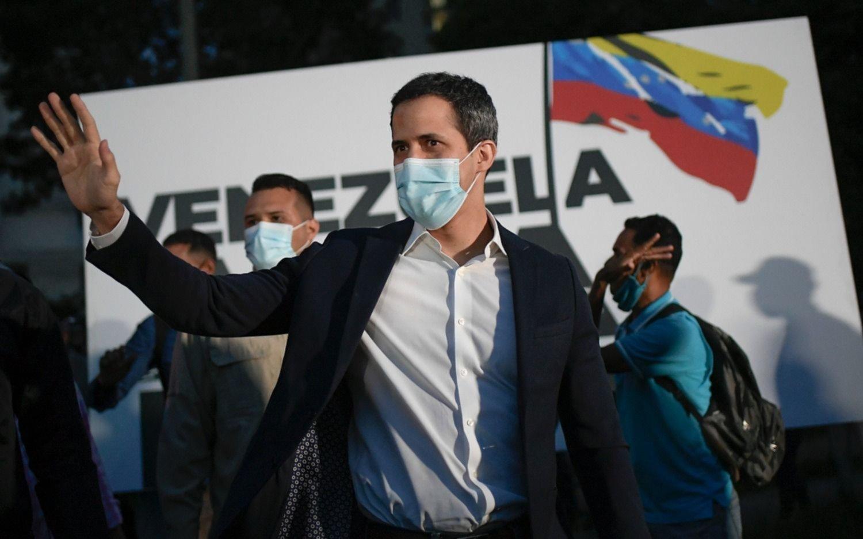 """Guaidó sobre los comicios de mañana en Venezuela: """"No tendrán legitimidad''"""