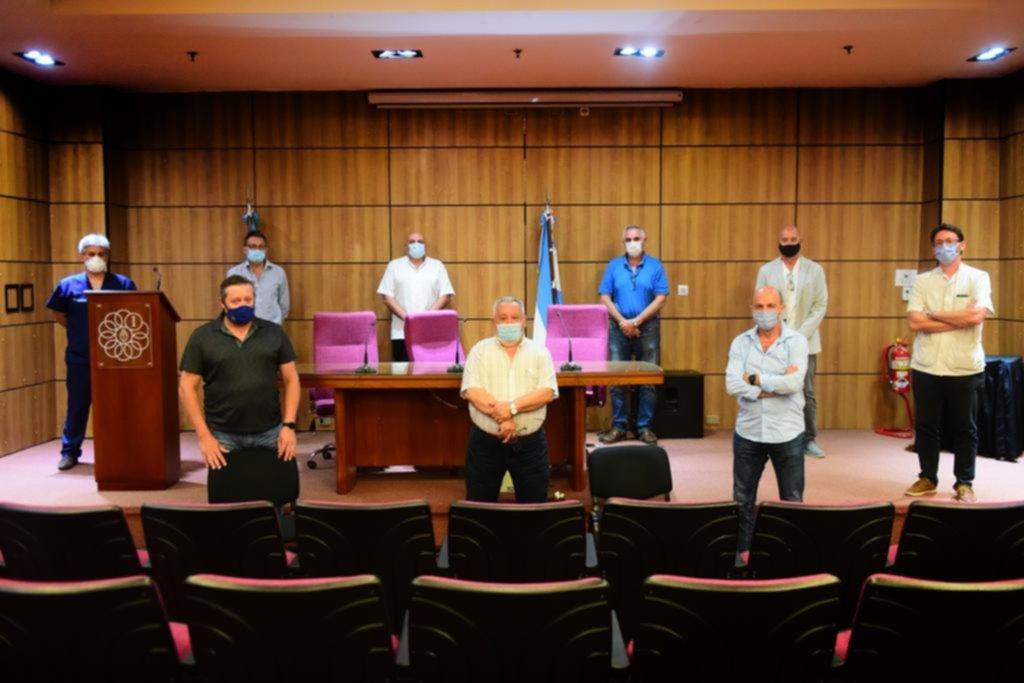 Médicos preocupados por los honorarios y la judicialización de diferentes conflictos