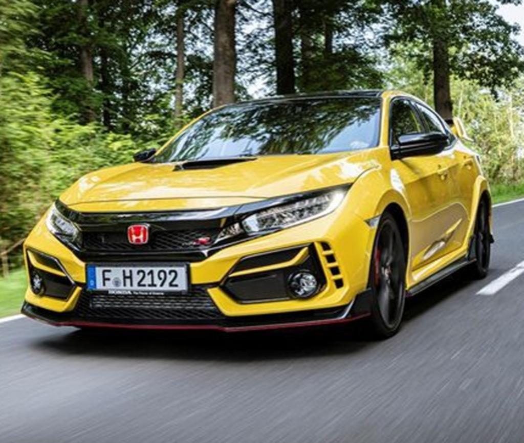 Honda aumenta la familia del Civic Type R