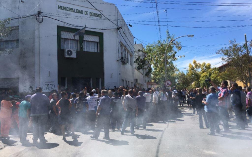 Se tensa el conflicto gremial en distritos que gobierna Cambiemos