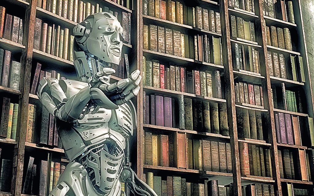 Literatura del futuro: publican un poemario elaborado por una inteligencia artificial
