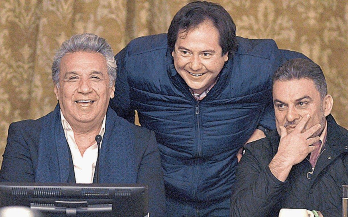 Moreno dijo a Almagro que hará respetar el mandato popular