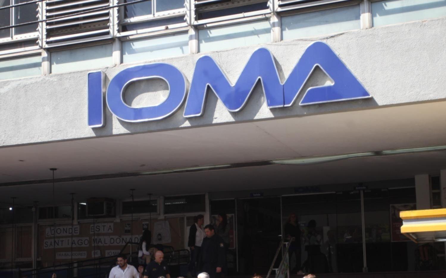 Empleados del IOMA en alerta por falta de pago a empleados contratados