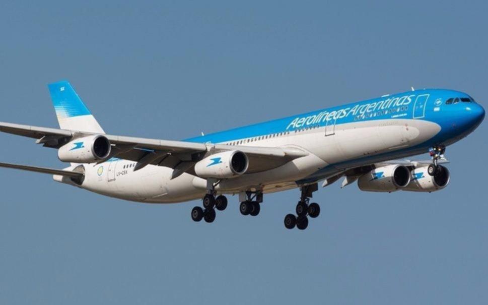 Aerolíneas suspende la venta de pasajes hasta el domingo — Atención
