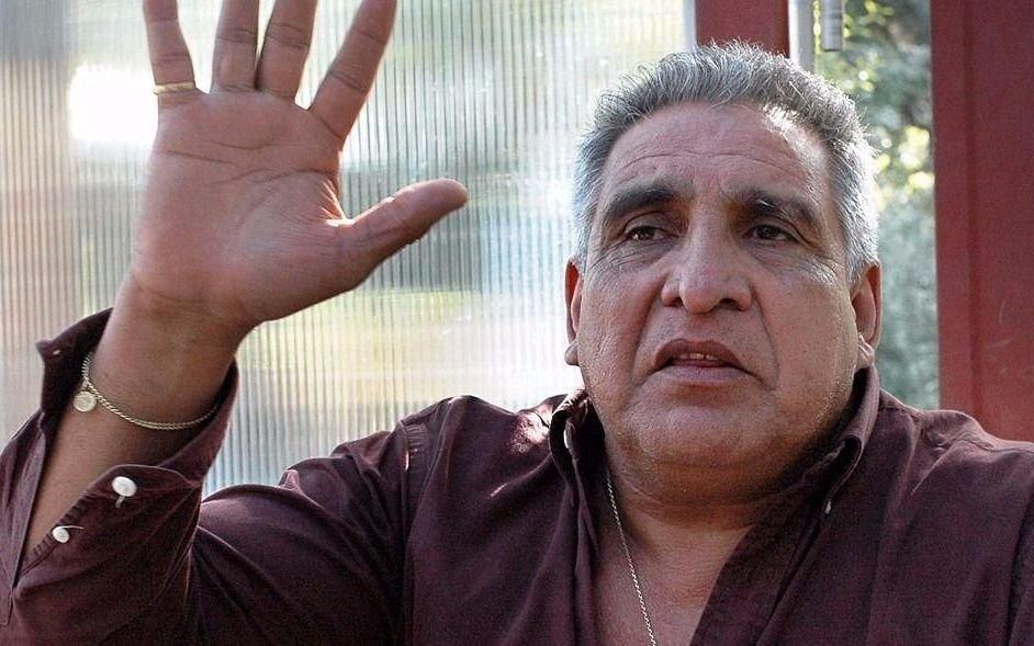 """El """"Pata"""" Medina denunció una """"maniobra"""" para acusarlo"""