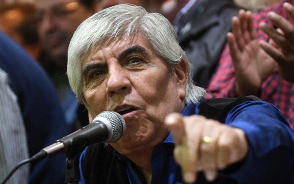 Paran y movilizan a Plaza de Mayo los gremios más duros contra el Gobierno