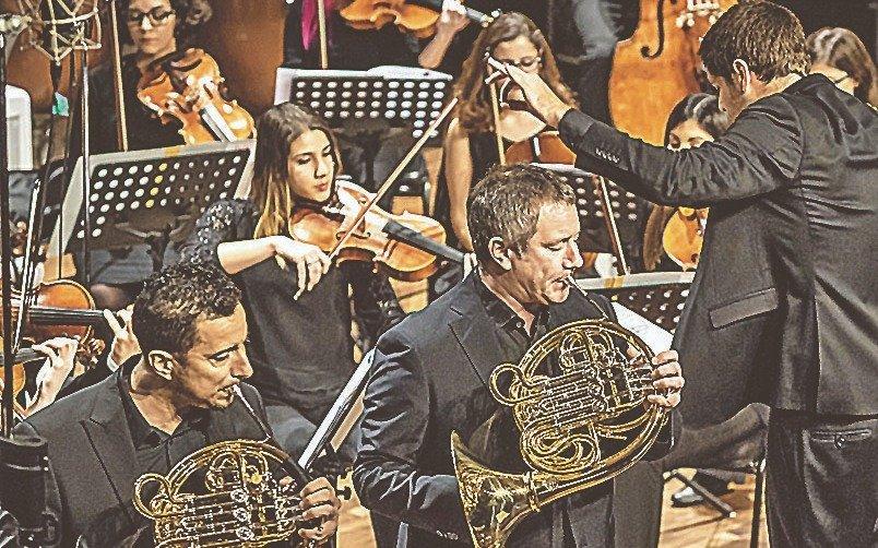 En la Piazzolla: extraordinario concierto de corno en el Argentino