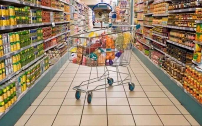 Subieron un 3,6 por ciento las ventas en los supermercados