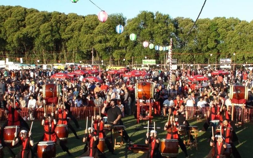 El milenario Bon Odori japonés cumple 20 años en la Región