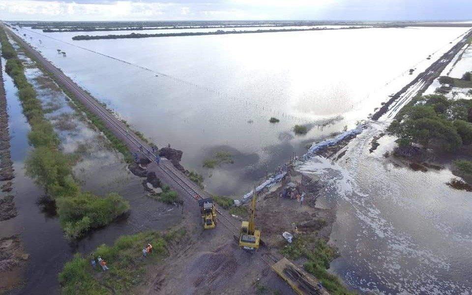 Ya son cuatro los muertos por las inundaciones en el Litoral