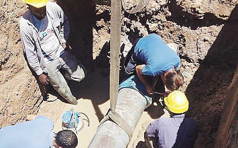 Siguen las pruebas del acueducto norte y piden informes por las demoras