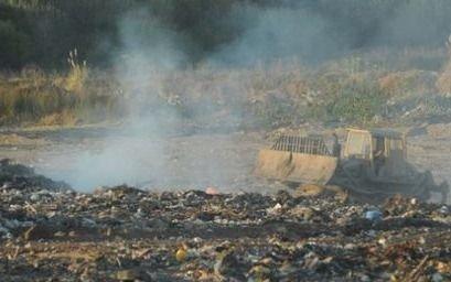 Hartazgo en barrio Monasterio por quema de basura en cantera