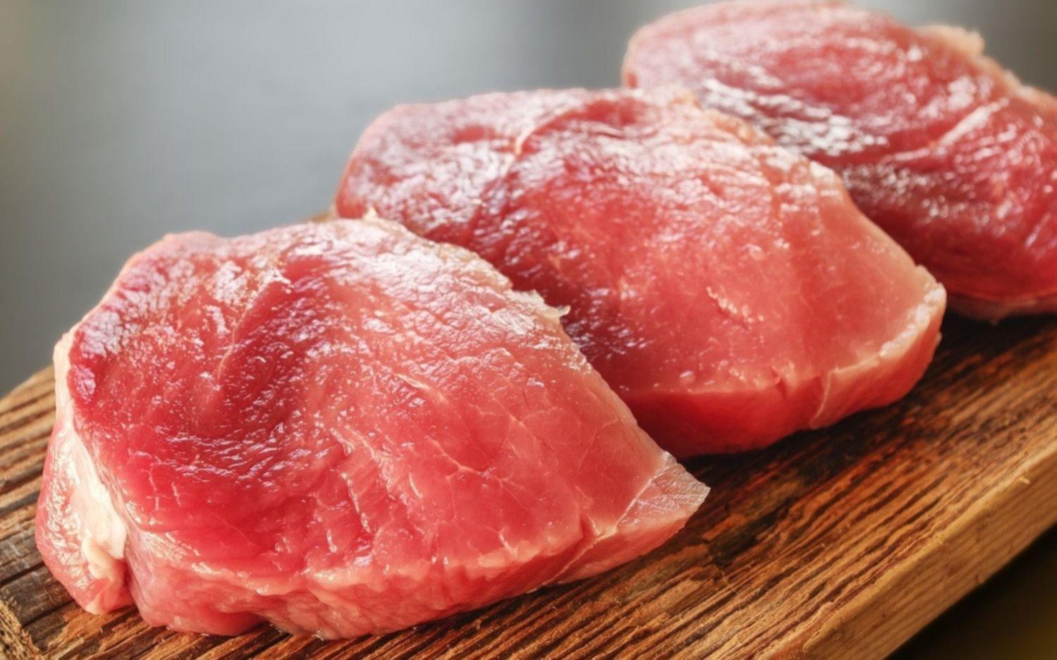 Aseguran que hay poco margen para aumentar el precio de la carne
