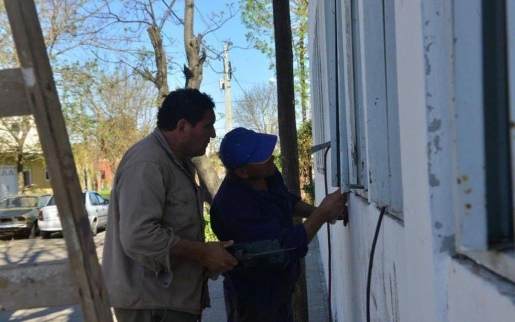 En los últimos tres meses ya vandalizaron casi tantas escuelas como en todo el 2018