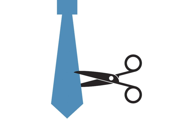 La corbata también empieza a decir adiós en el ámbito bancario