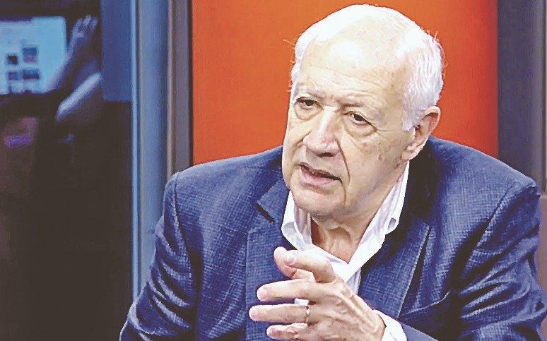 """Lavagna le respondió a Macri: """"Cuando crezca 9% al año, hablamos"""""""