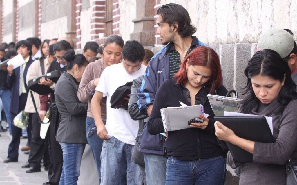 Uruguay, con 8,4 % de desempleo