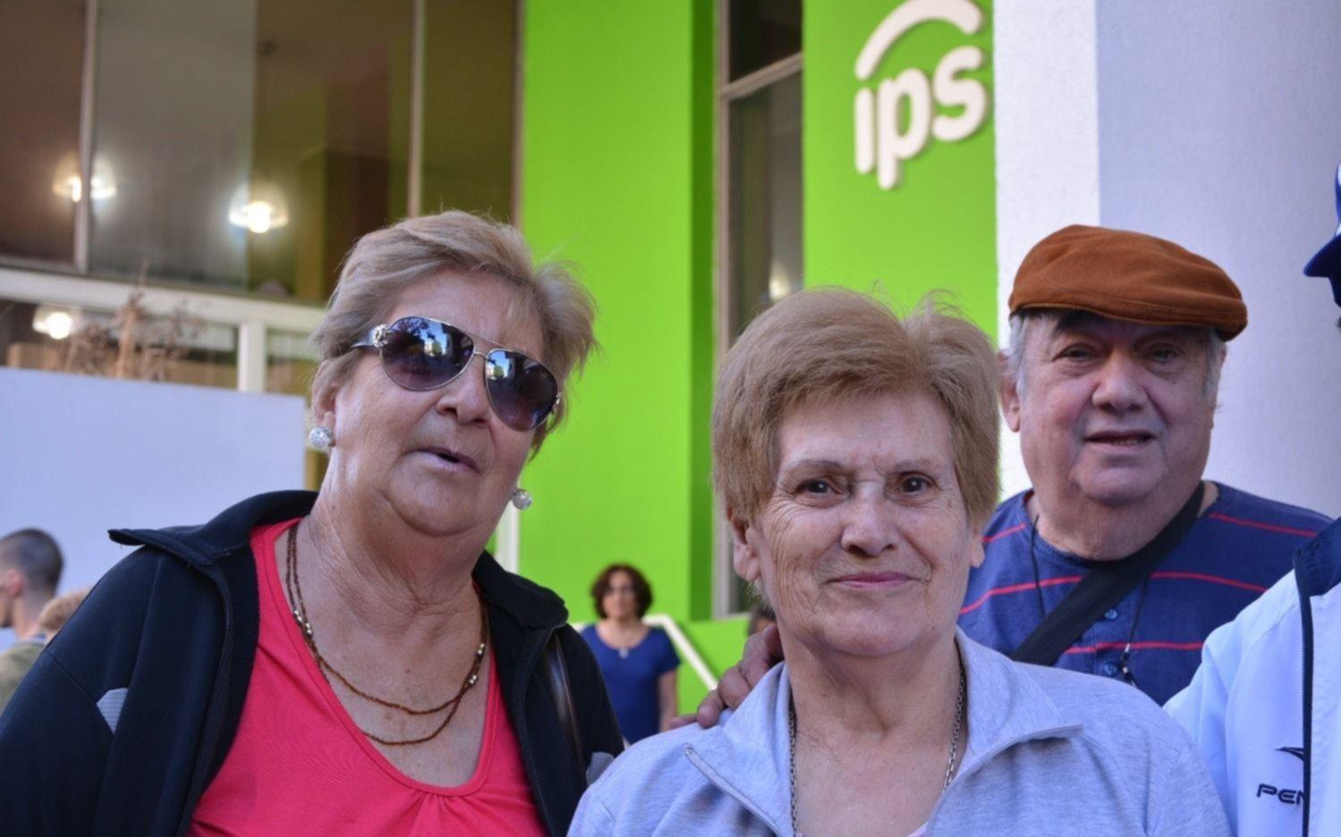 Los jubilados del IPS cobran entre lunes 29 y martes 30